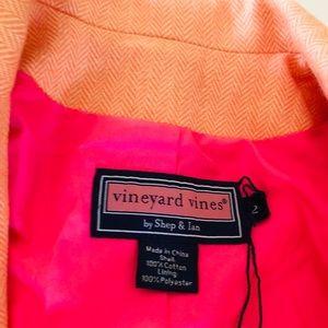 Vineyard Vines Jackets & Coats - NWOT Vineyard Vines Women's Academy Blazer Jacket